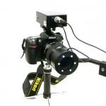 iridoscopio portatile