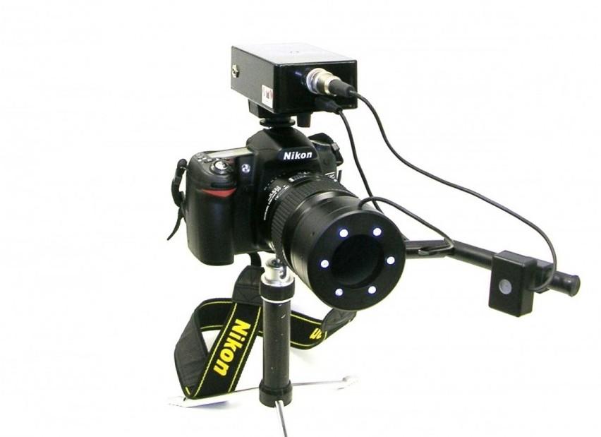 Iridoscopio portatile IRIDIGIT 2.0  strumento per iridologia computerizzata