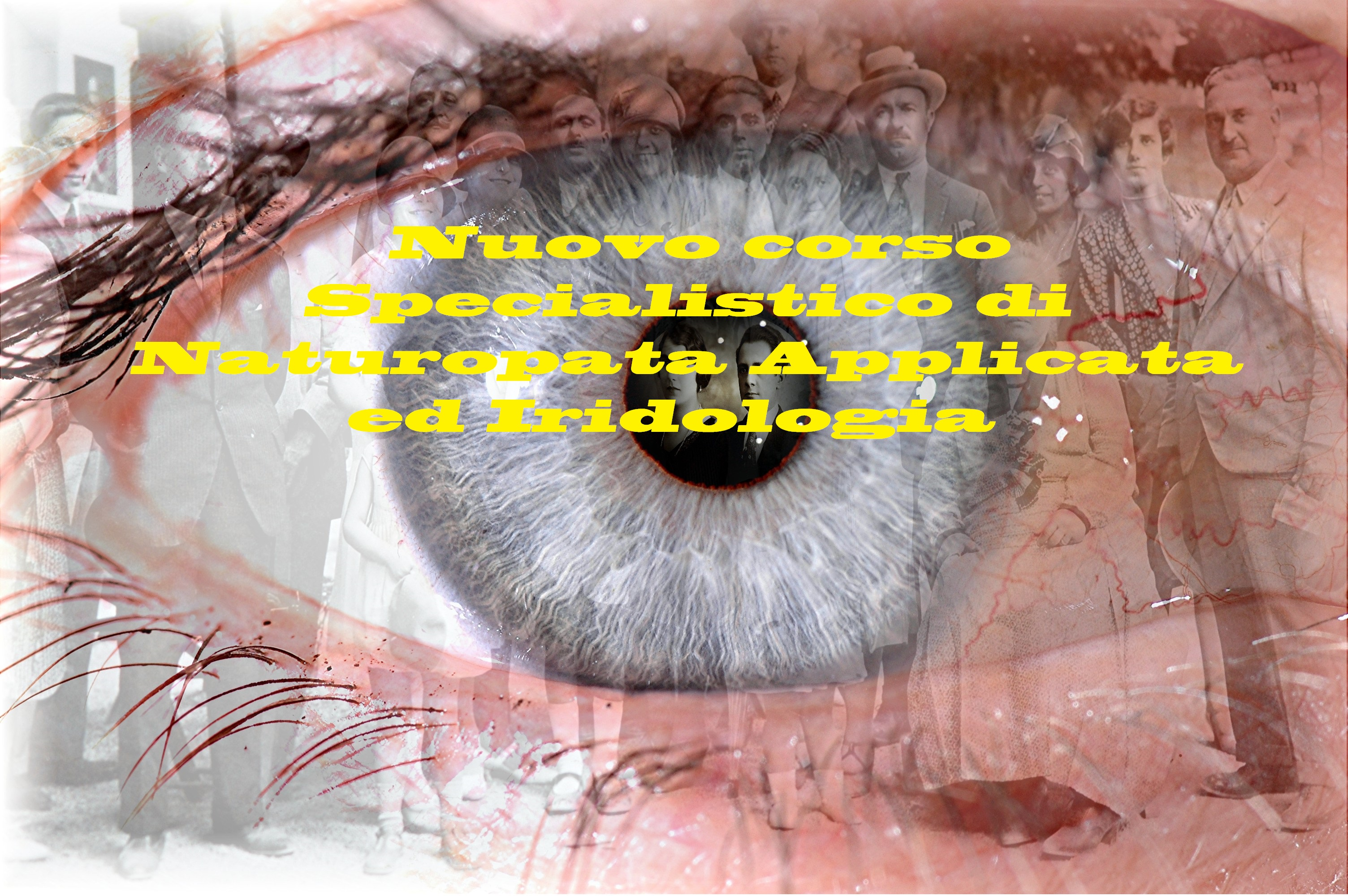 Corso di Naturopatia ed Iridologia 2015