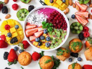Iridologia e dieta